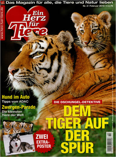 Beliebt Ein Herz für Tiere Abo – Ein Herz für Tiere Zeitschrift im  EI24