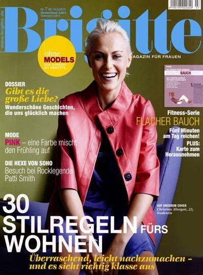 Brigitte Abo Brigitte Zeitschrift Im Abonnement Mit Pramie