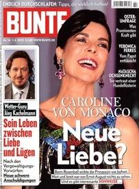Bunte Abo Bunte Zeitschrift Im Abonnement Mit Prämie