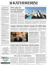 Englisch Zeitung