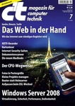 c't magazin für computertechnik