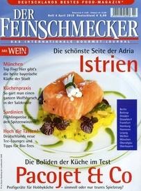 der feinschmecker magazine